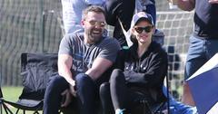 Ben Affleck & Jen Garner