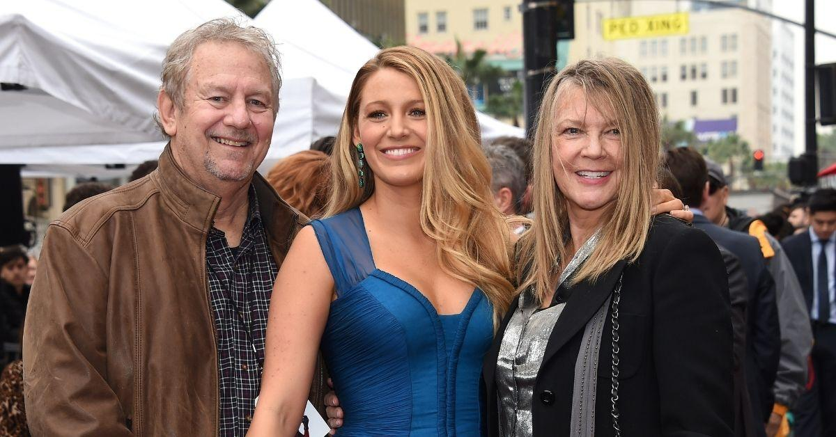ernie lively blake lively father actor sisterhood of the traveling pants dead