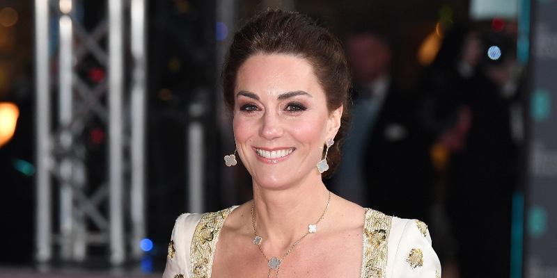 Kate Middleton gives sneak peek of Kensington Palace home