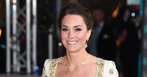Kate Middleton gives sneak peek of Kensington Palace home