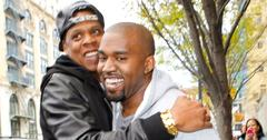 Kanye West gets a visit from his Big Brother Jay Z in New York