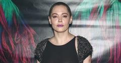 Rose McGowan Indicted Felony Count Cocaine Possession PP