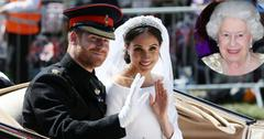the queen wedding gift prince harry meghan markle house pp