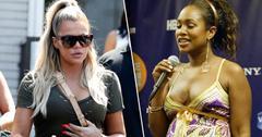 Sunshine anderson khloe kardashian feud