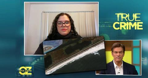 Dr Oz and Gilgo Beach Victim's Sister, Sherre Gilbert
