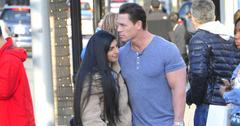 John Cena and Shay Sariatzadeh