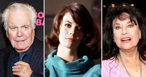 Natalie Wood Lana Wood Robert Wagner own what happened pp ok