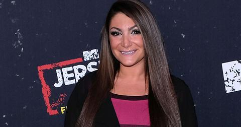 Deena cortese finds out shes having a boy video