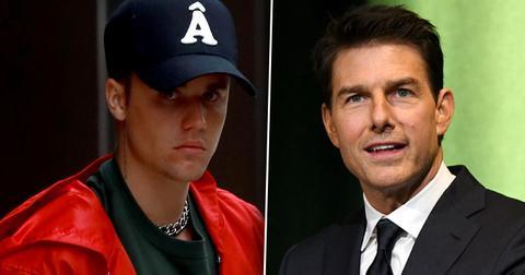 Justin Bieber Tom Cruise UFC PP