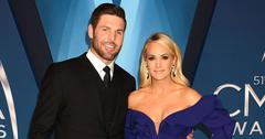 carrie underwood mike fisher done with home after fall pp