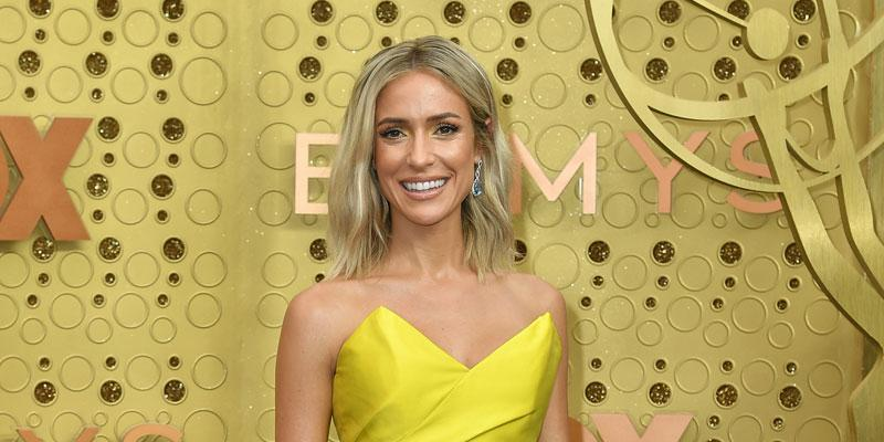 Kristin Cavallari On Red Carpet Bikini