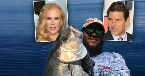 Tom Cruise's Son Connor Is A Fishing Fanatic: See Photos
