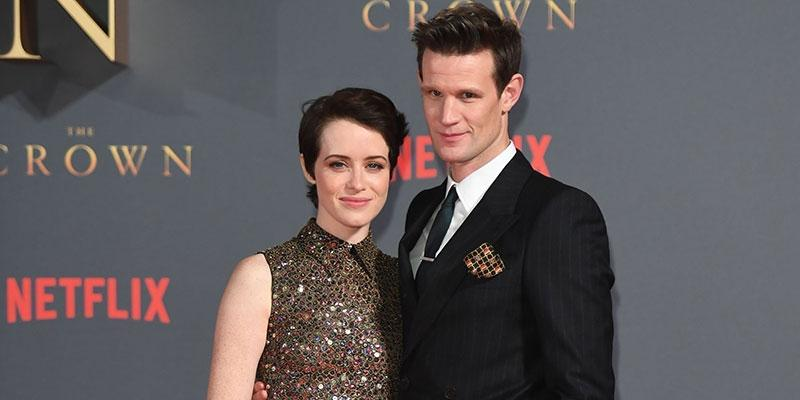 The crown apology salary claire foy matt smith main