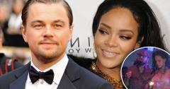 Rihanna leonardo dicaprio dating
