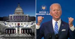 president joe biden inauguration schedule speech ball pf