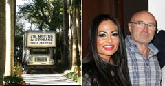 phil collins ex wife orianne cevey moving out miami mansion after contentious divorce battle pf
