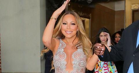 Mariah carey wedding details james packer glaad awards