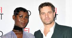 //Joshua Jackson Jodie Turner Smith PP