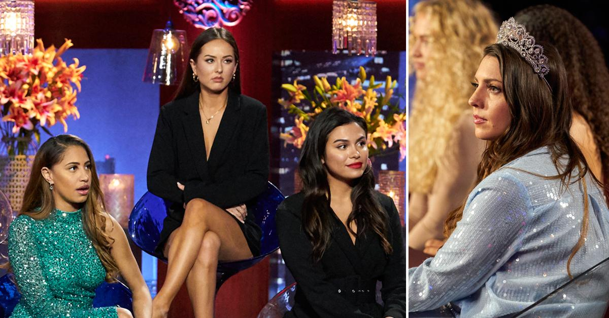 two bachelorettes katie thurston michelle young controversial racism scandal pf