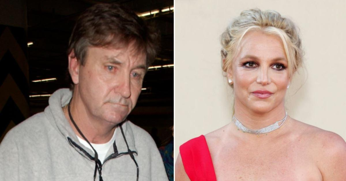 jamie spears objected britney spears hawaii vacation conservatorship battle insists she pay million in legal fees