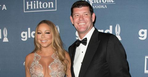 Mariah Carey and James Packer Attend 2016 GLAAD Media Awards NY