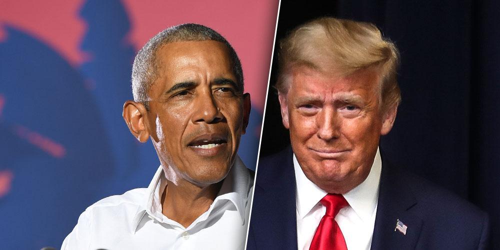 Donald Trump Named 'Most Admired Man,' Beats Barack Obama