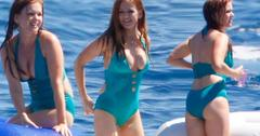 Isla Fisher Bikini Post Baby Body