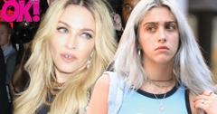 Madonna spying wild child daughter lourdes 2