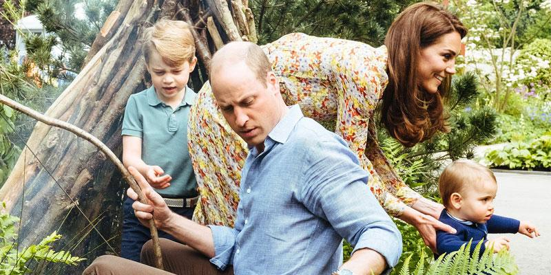 Kate And Will Kids Garden PP