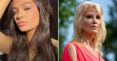 kellyanne conway daughter claudia abusive household concerning tik tok videos