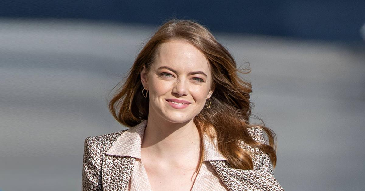 emma stone skipping movie roles focus family pf