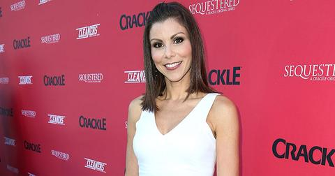 Heather dubrow wants own reality show e network hr