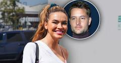 'DWTS' Star Chrishell Stause Froze Her Eggs After Justin Hartley Split