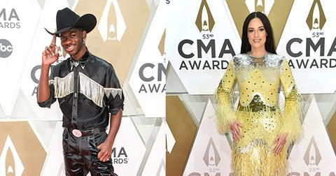Lil Nas X And Kasey Musgraves CMA Awards 2019