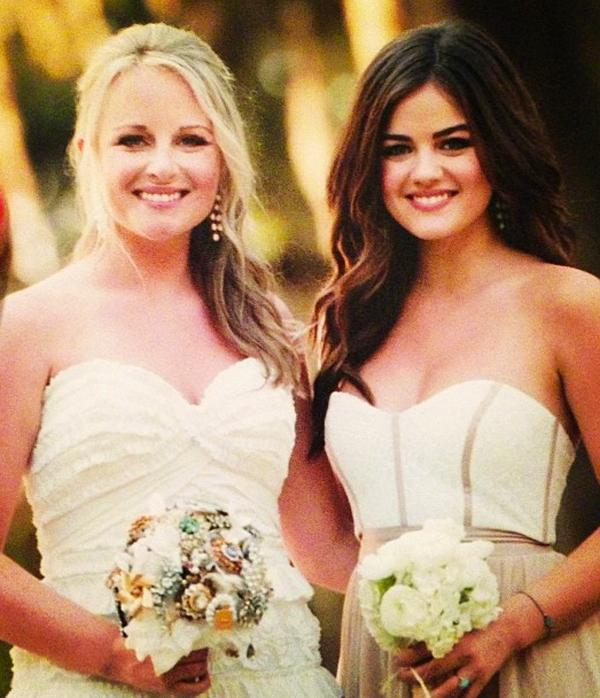 Lucy Hale Sister Wedding