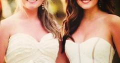 Lucy Hale Sister Wedding