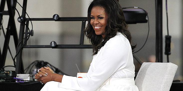 Michelle obama miscarriage ivf sasha malia