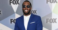 Diddy On Red Carpet