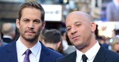 Paul Walker Brotherly Bond Vin Diesel Before Death