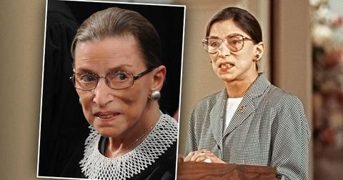 Supreme Court Justice Ruth Bader Ginsburg Dead 87