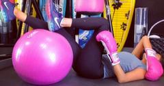 Shay mitchell workout