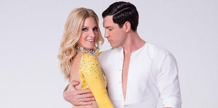 Heather Morris Dancing Stars Eliminated Long
