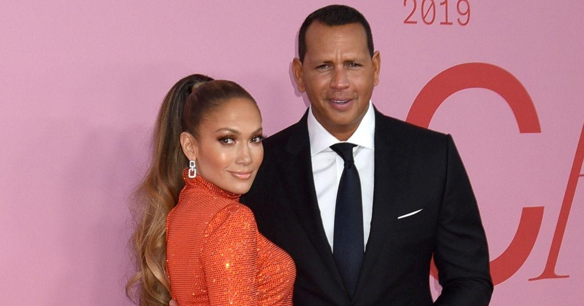 jennifer lopez alex rodriguez split official engagement friends