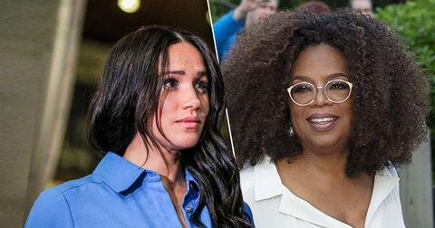 Royal Insiders Slam Meghan Markle After Oprah Endorsed Coffee