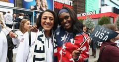100 Days Out Celebration – Team USA