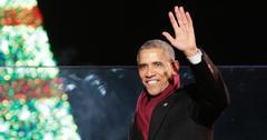 Obama X mas post pic