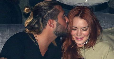 Exclusive… Lindsay Lohan Parties At Her Nightclub In Greece