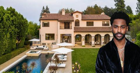 big sean buys house pp