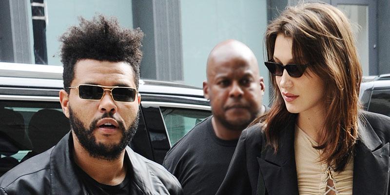 Bella Hadid The Weeknd Split Speculation PP