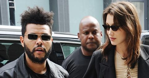 Bella Hadid The Weeknd Split Speculation PP